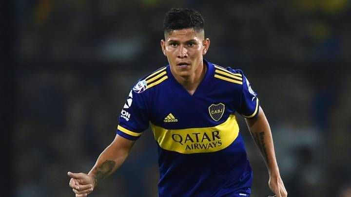 Campuzano dejaría Boca y ficharía con importante club de Brasil