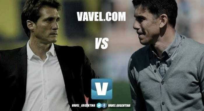 cara a cara barros schelotto vs larriera