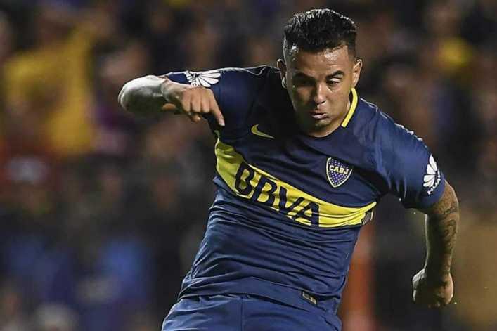 Cardona, en la lista de convocados de Boca contra Junior