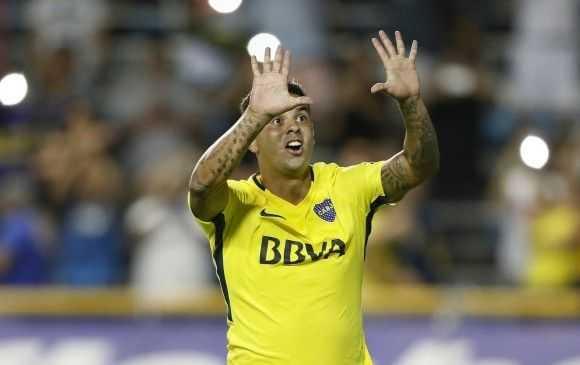 Cardona hace gol de penalti en triunfo de Boca Juniors