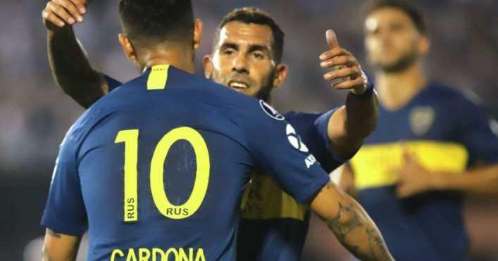 Cardona y su anécdota en la Copa América con Tevez