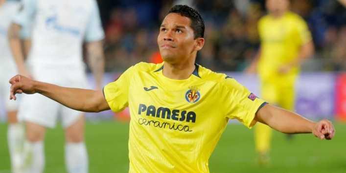 Carlos Bacca, el killer que quiere fichar Boca Juniors para la siguiente temporada