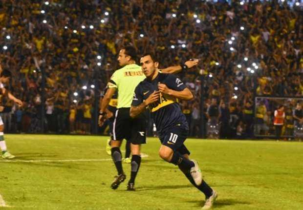 VIDEO: Carlos Tevez marcó su primer gol tras su regreso a Boca Juniors