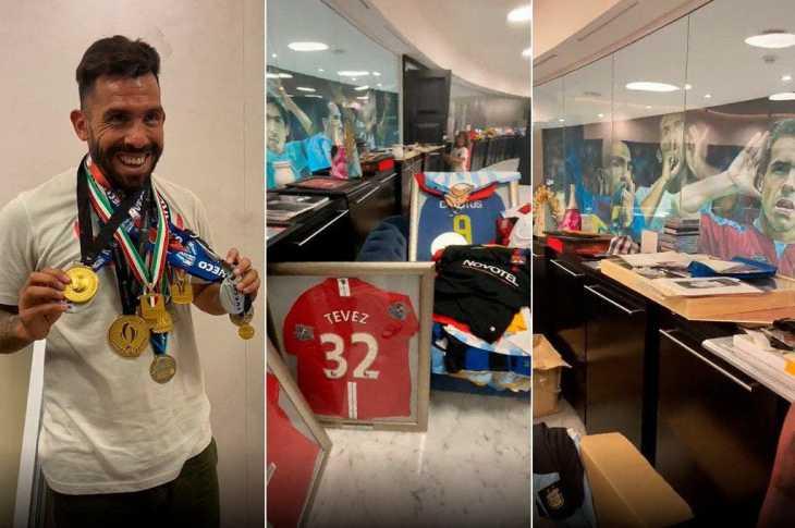 Carlos Tévez sortea su camiseta del United: ¿Cómo participar?
