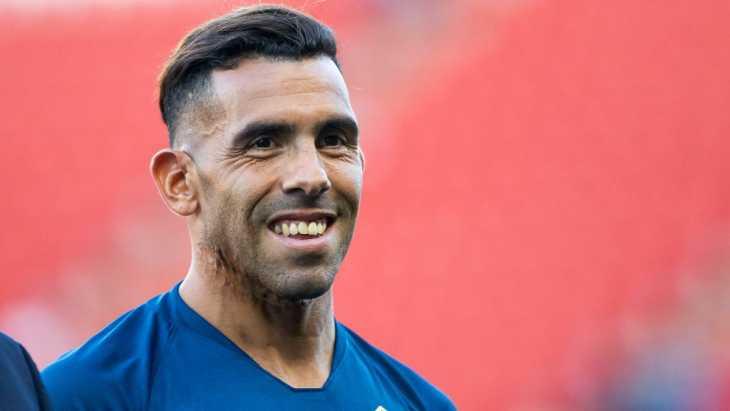 Carlos Tevez volvió a jugar al fútbol en Fuerte Apache: el gol que anotó tras una gran jugada de su equipo