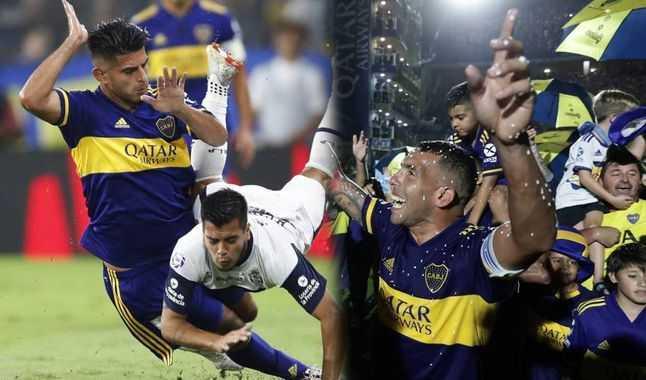Carlos Zambrano reveló por qué no pudo gritar el gol de Tévez