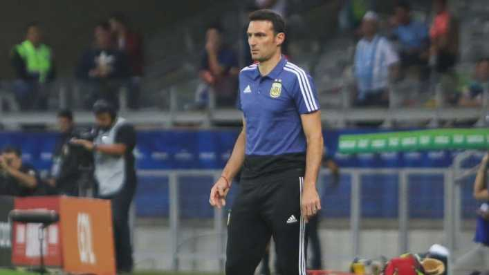 Castillo contó qué pasará con Scaloni tras la Copa América