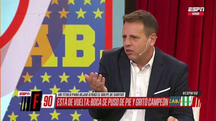 Cholo Sottile no dudó: El Boca de Bianchi le ganaría cómodo al River de Gallardo