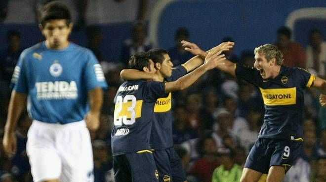 ¿Cómo fueron los últimos cinco Boca - Cruzeiro?