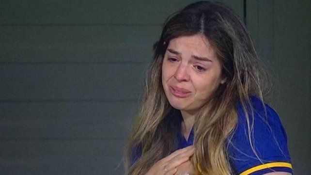 Dalma para Tevez: Sos familia