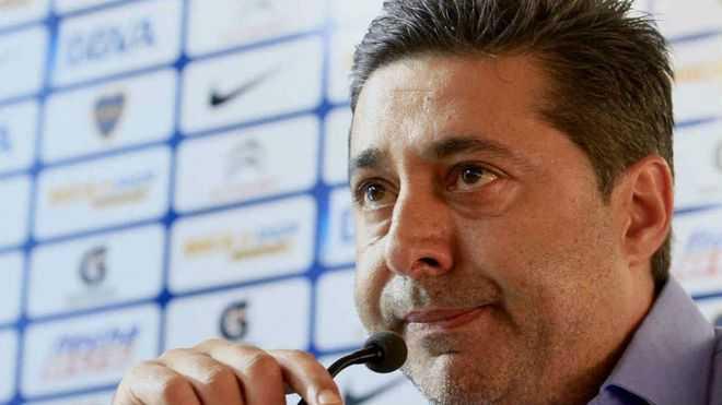 Daniel Angelici: Posiblemente Gago siga vinculado a Boca