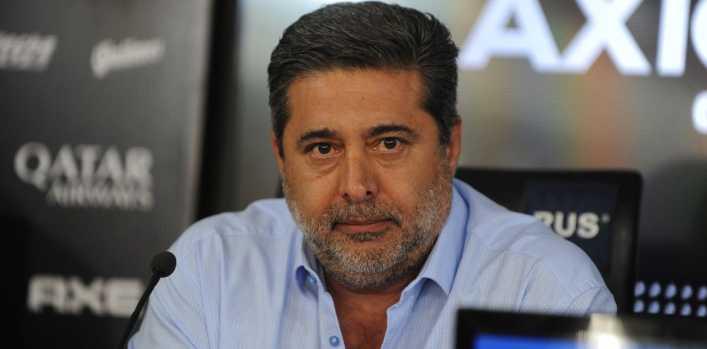 Daniel Angelici y el Boca que viene