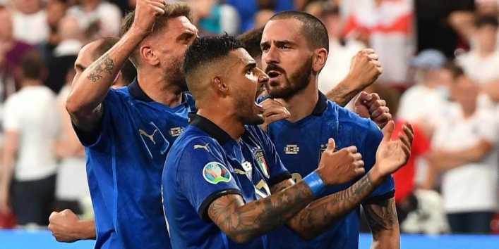 De la decepción del 2018, a la máxima gloria europea: ¡Viva Italia!