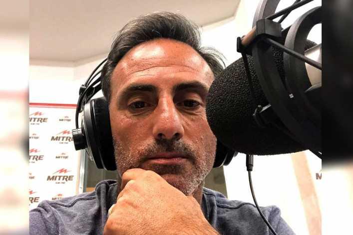 Diego Latorre, indignado por una opinión sobre la cancha de Boca