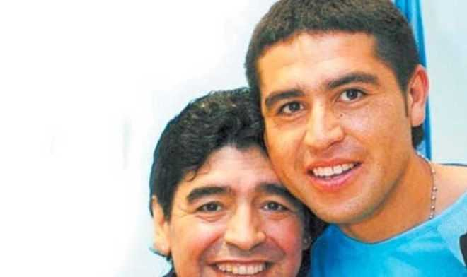 ¿Diego Maradona o Juan Román Riquelme?