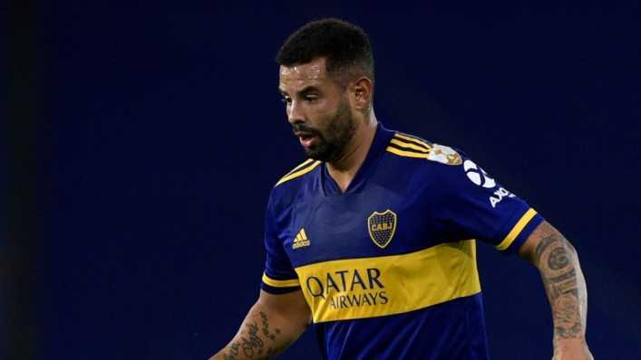 Edwin Cardona, el distinto de Boca Juniors