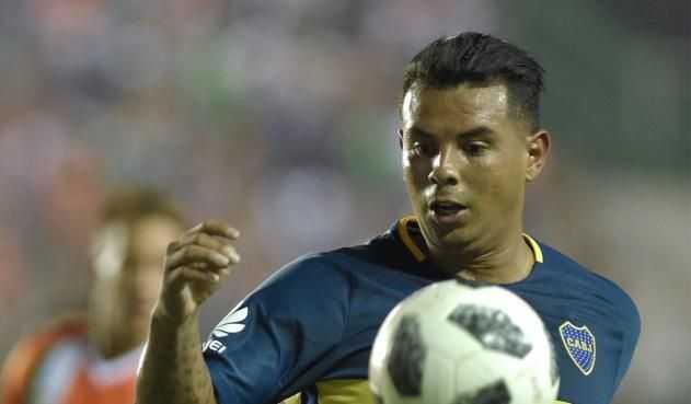Edwin Cardona otra vez es noticia en Argentina