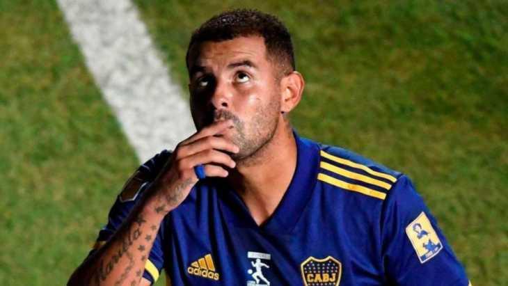 Edwin Cardona se vuelve a lesionar en Boca: mínimo tres semanas fuera