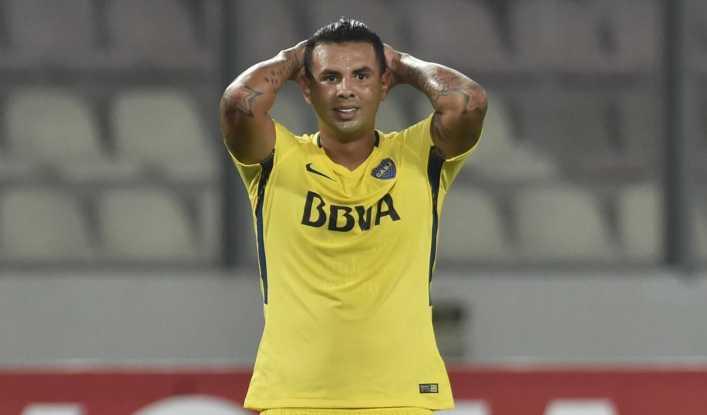 Edwin Cardona y la posibilidad de seguir en Boca