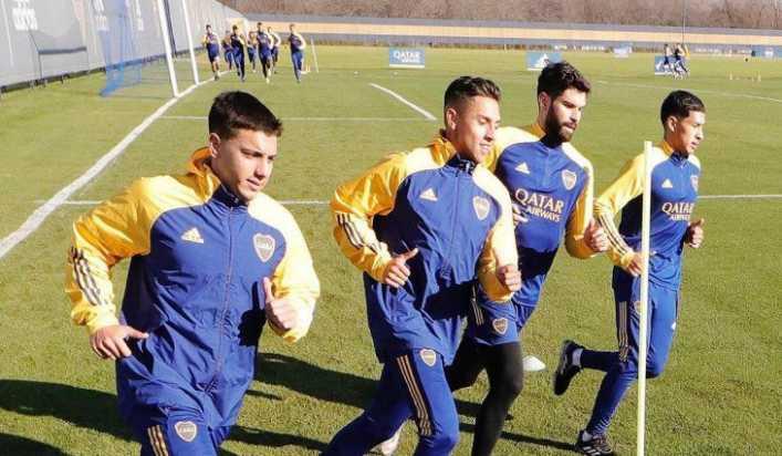 El 9 que va a buscar Boca para intentar ganar la Libertadores 2022