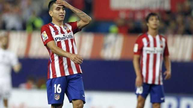 el atletico madrid contesto a boca por pedido angel correa