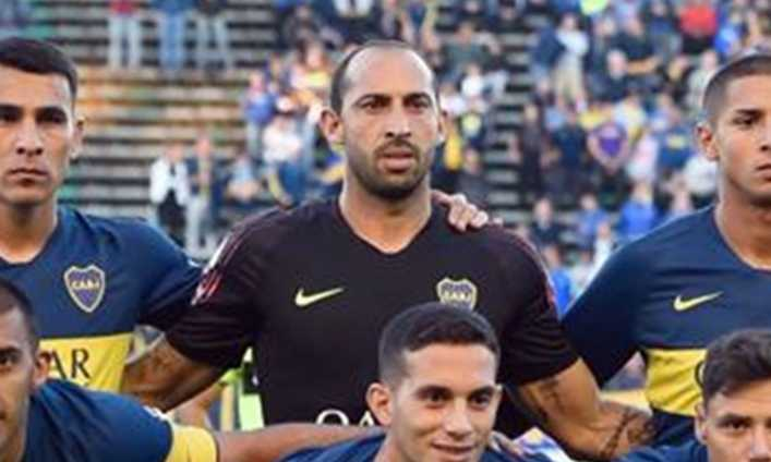 El blooper de Marcos Díaz que casi le cuesta un gol a Boca