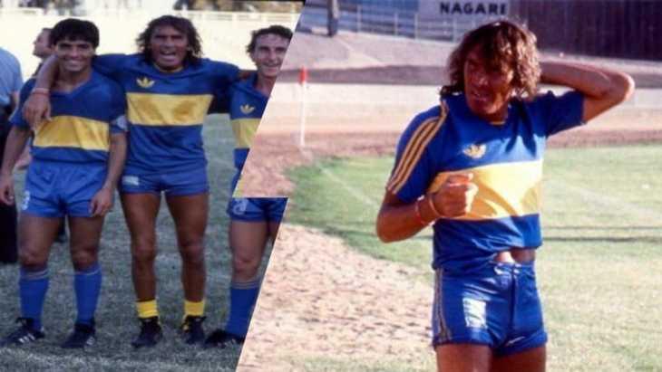 El día que Gatti jugó de 9 en Boca: la historia detrás de la locura