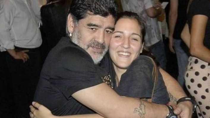 El emotivo mensaje de Jana tras la operación de Diego Maradona