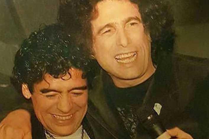 El legado musical de Maradona: Manu Chao, Mano Negra, Andrés Calamaro, Joaquín Sabina...