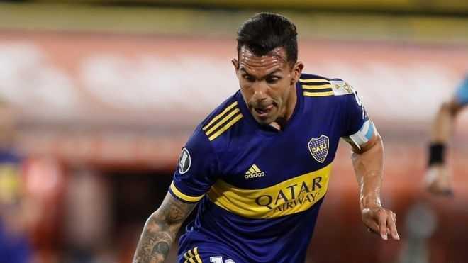 El mensaje de Carlos Tevez de cara a la revancha contra Racing por la Copa Libertadores