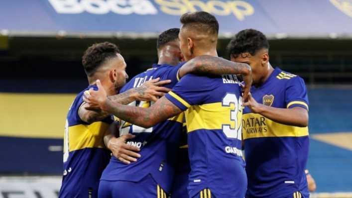 El minuto a minuto de los jugadores de Boca