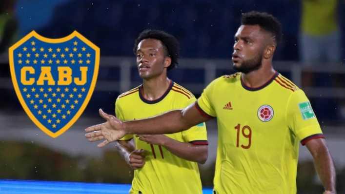 El plan de Boca Juniors para llevarse a Miguel Ángel Borja... ¡Un pedido de Russo!