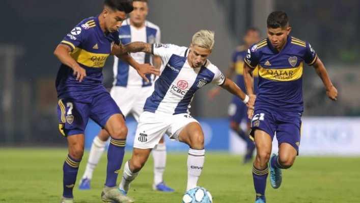 El posible 11 de Boca para visitar a Talleres por la Copa Diego Maradona