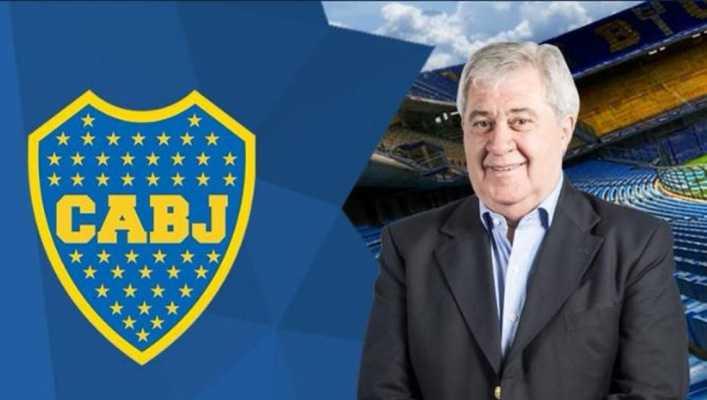 El presidente de Boca Juniors, hospitalizado