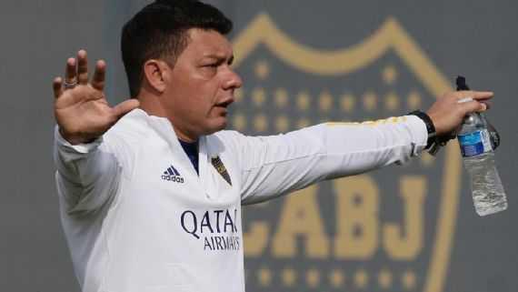 El probable equipo de Boca Juniors ante Defensa y Justicia por el Torneo de la Liga