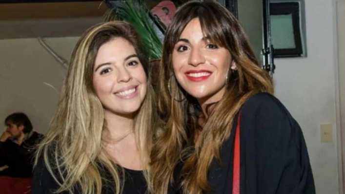 El tatuaje de las hijas de Maradona como homenaje a su padre