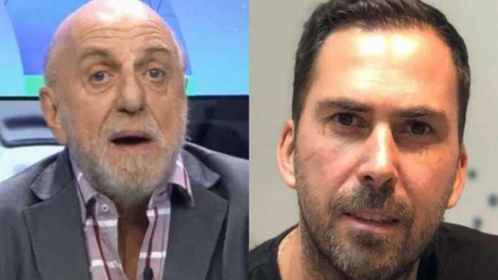 El tenso debate entre Pagani y Arévalo por Tevez