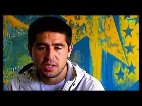"VIDEO: Riquelme en ""Fiebre Maldini"""