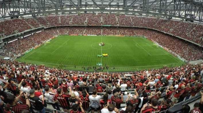 Este es el estadio dónde jugará Boca en Brasil por la Libertadores