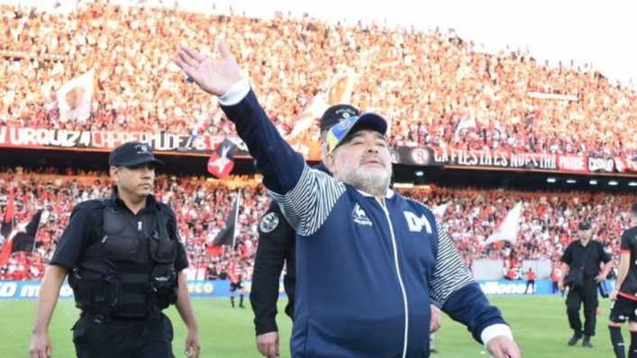 ¡Feliz cumple, Diego!