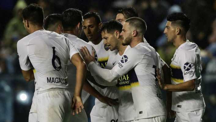 Formación para la Libertadores: así jugarán Cruzeiro y Boca