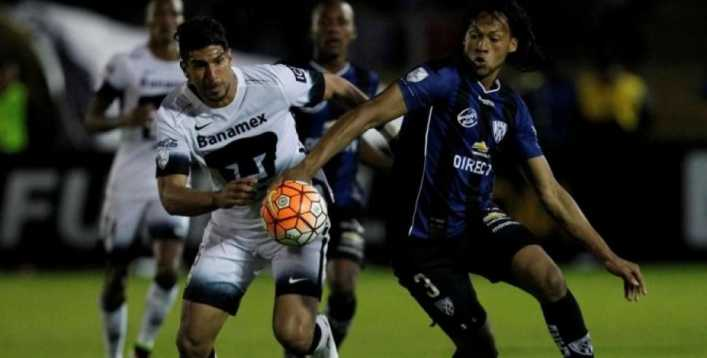 fox sports transmite en vivo pumas independiente valle