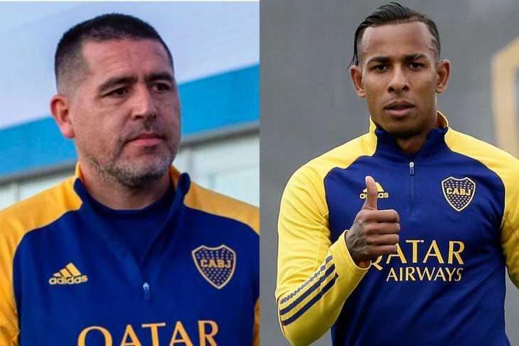 Futbolistas que no funcionan: Juan Román Riquelme elogia jugadores, pero ellos bajan de nivel y quieren irse de Boca