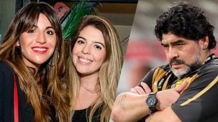 Gianinna Maradona volvió a las redes sociales con un emotivo mensaje