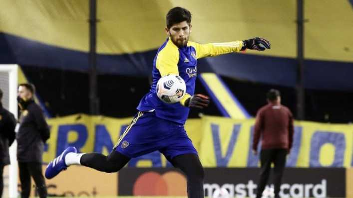 Guiño a Boca: Agustín Rossi apuesta por quedarse en el club
