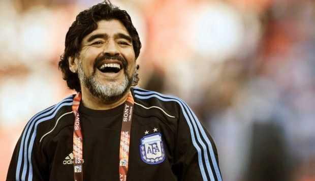 Hace 12 años Maradona debutaba como entrenador de Argentina