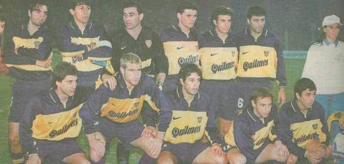 Hace 21 años, el Boca multicampeón de Bianchi germinaba en el Dique de Ullum