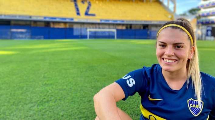 Historias detrás del partido del equipo femenino en La Bombonera