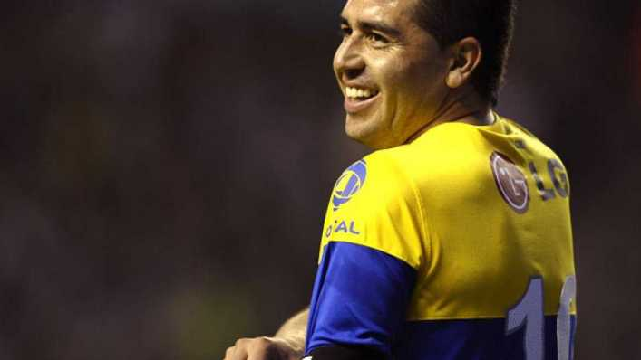 VIDEO: Homenaje a Riquelme