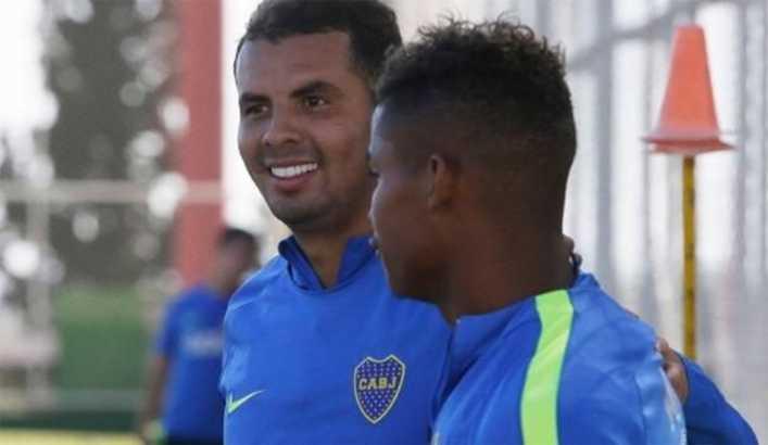 Indulto y posible titularidad para los colombianos en Boca